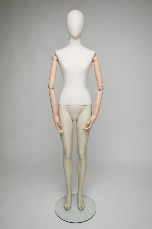 Moving Mannequins